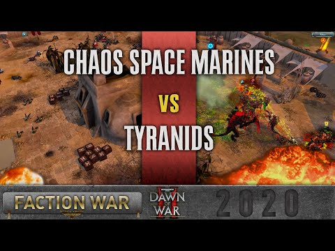dawn-of-war-2---faction-wars-2020-|-chaos-space-marines-vs-tyranids