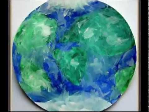 земля рисунки картинки