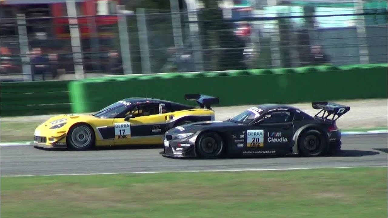 BEST Sounds of GT Masters - BMW Z4 - Audi R8 LMS - Alpina B6 and a ...
