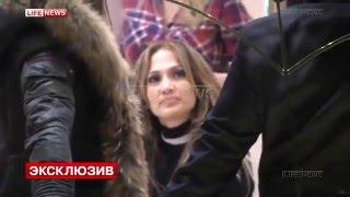 Дженнифер Лопес (Jennifer Lynn Lopez )на шопинге в Москве, после свадьбы Гуцериевых