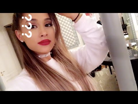 Ariana Grande | Snapchat Videos | June 8th 2016