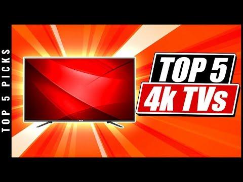 TOP 5: Best 4K TV 2019