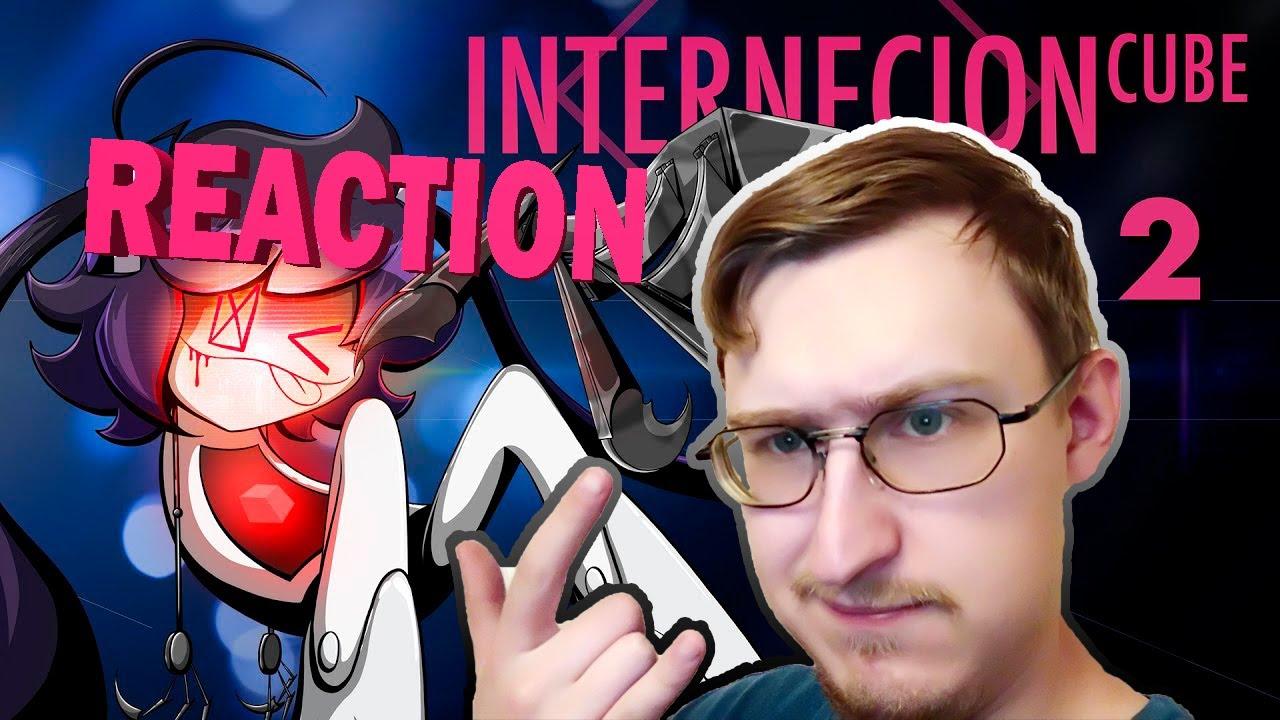 Internecion Cube | Cartoon Series [Part 2] | RUSSIAN REACTION