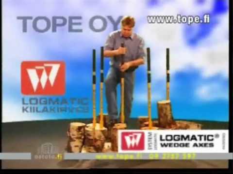 Ongekend Logmatic – Actieprijs bij Houtklover.org WB-25