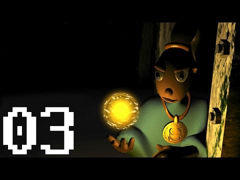 "Little Big Adventure (PC, DOS, 1994) E03 ""I've Got the Power"""