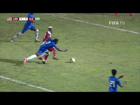 Liberia V Sierra Leone - FIFA World Cup Qatar 2022™ Qualifier