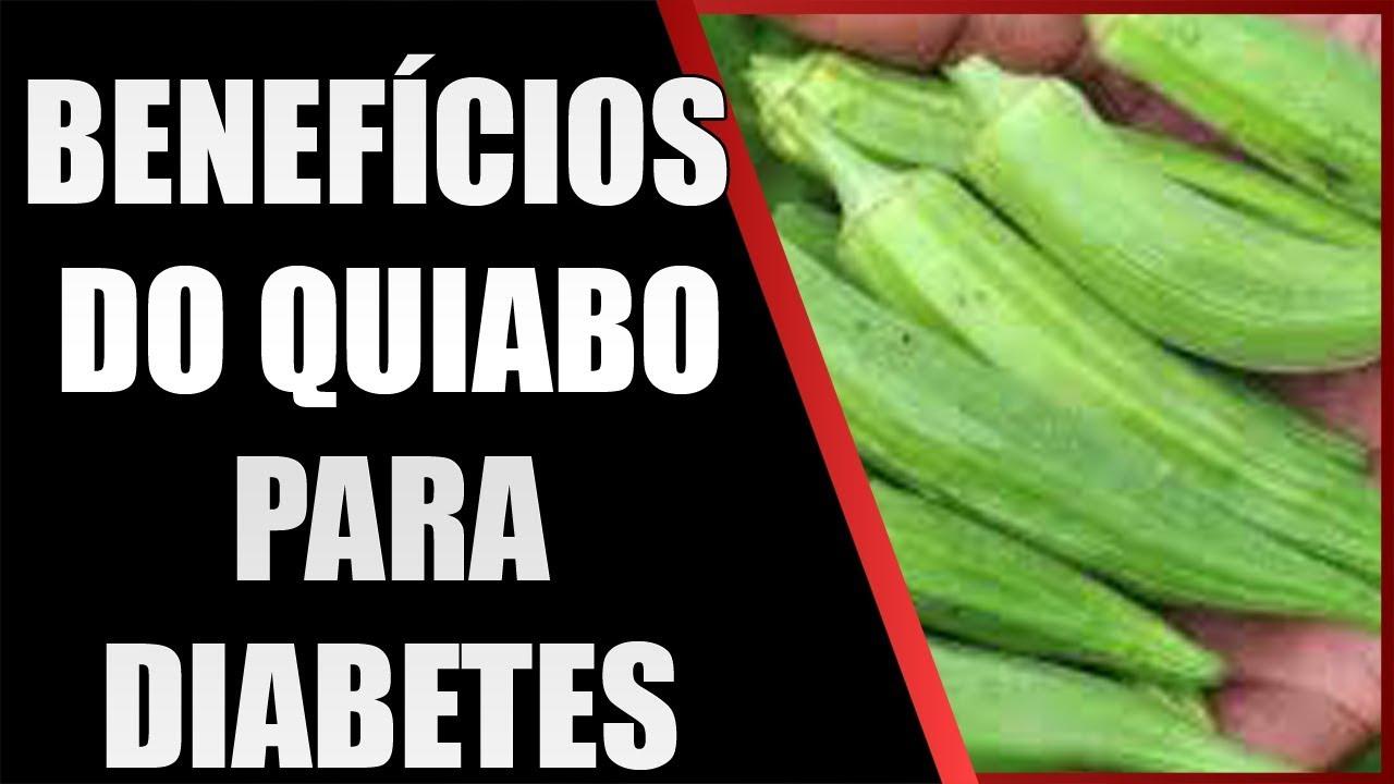 usar okra para curar la diabetes