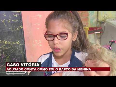 Caso Vitória: Garota foi morta por engano