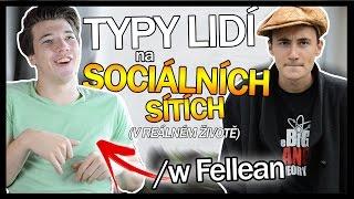 Kdyby se lidé chovali stejně jako na sociálních sítích | Lukefry & Fellean