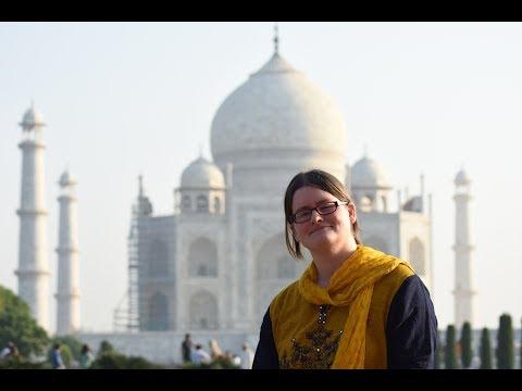 Rachel's trip to India - Agra (Part 3)