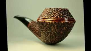 New Lucky Pipes bent Rhodesian Up for Auction Now!