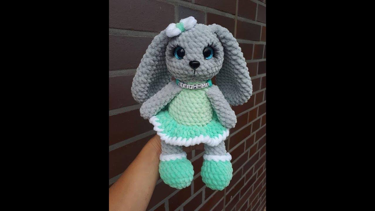 crochet Bunny, a crochet toy for a newborn or child gift, newborn ... | 720x1280
