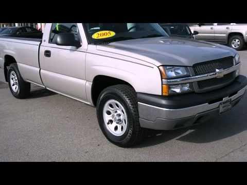 2005 Chevrolet Silverado 1500 Regular Cab >> 2005 Chevrolet Silverado 1500 4x4 Regular Cab Youtube