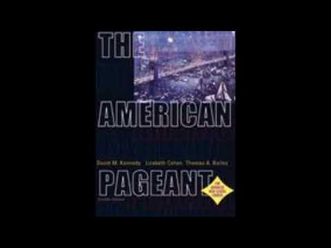American Pageant, 12th Ed. Chapter 9
