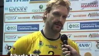 20-11-2011: Intervista ad Alberto Elia nel post NewMater-Reggio Emilia