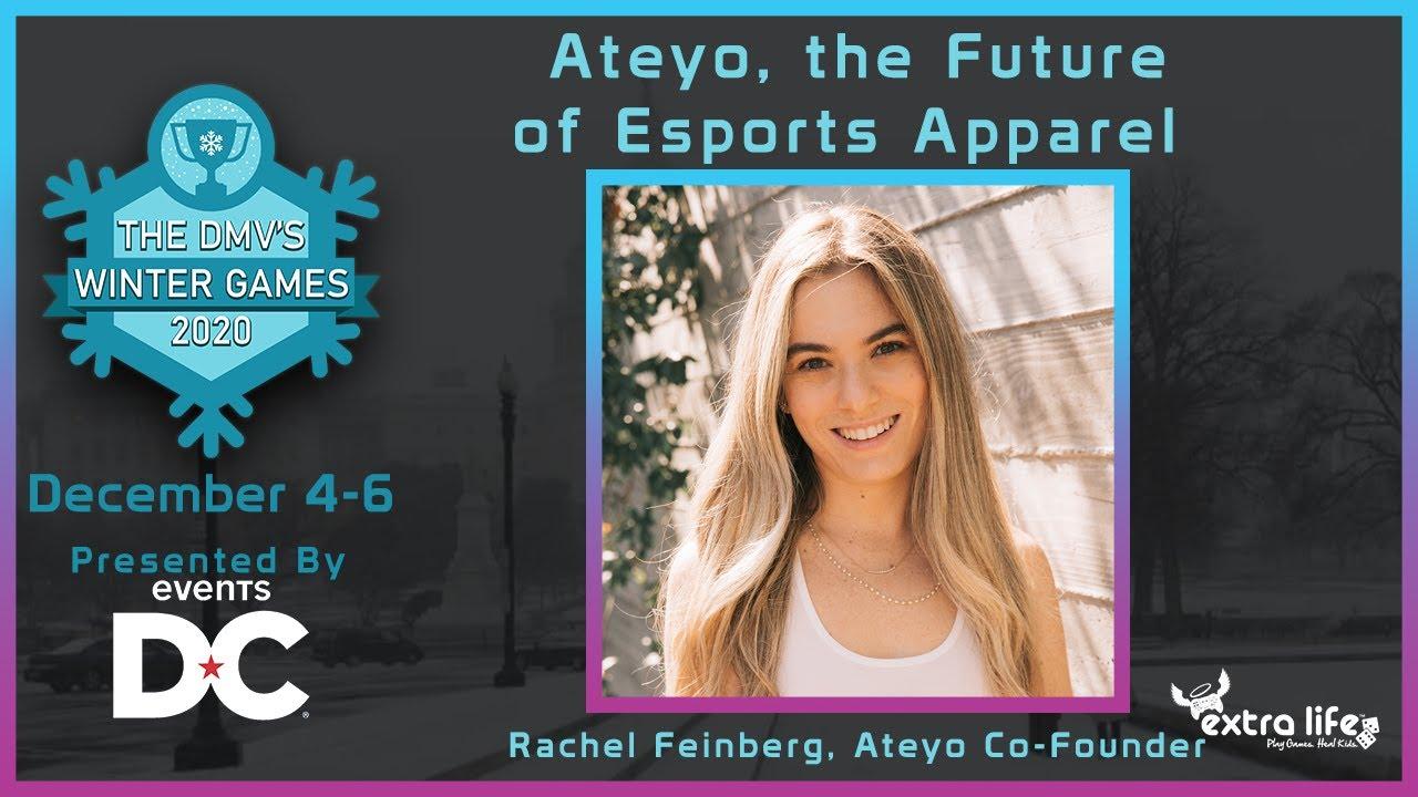 Ateyo, the Future of Esports Apparel