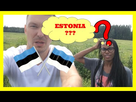VLOG #14 - What The Heck is ESTONIA???