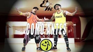 Yandel - Como Antes (Version Zumba) - Coreografía Equipe Marreta