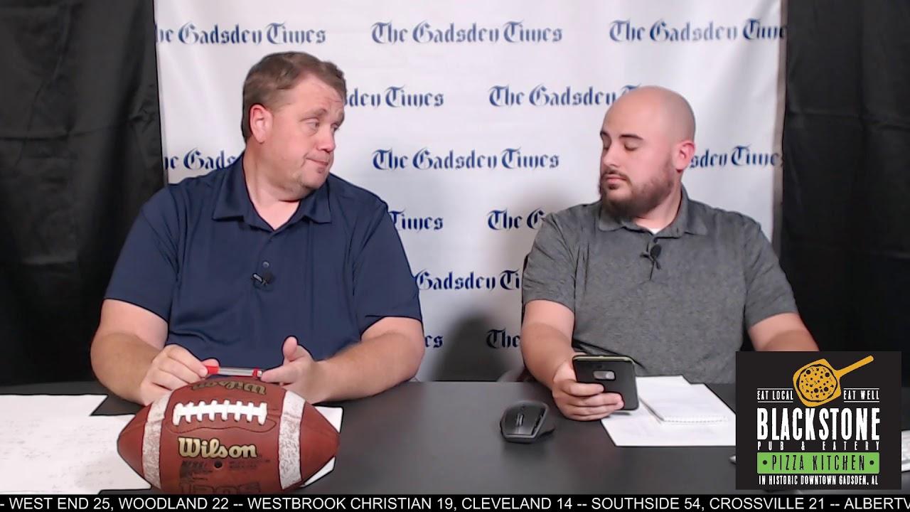 Gadsden Times Football Review -- Week 9