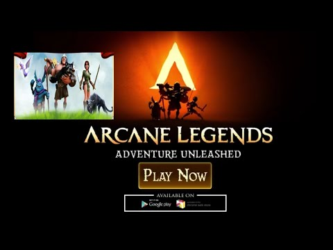 Arcane Legends | Best Fantasy World Action RPG & MMORPG | Explore A Breathtaking 3D World Ep: 56