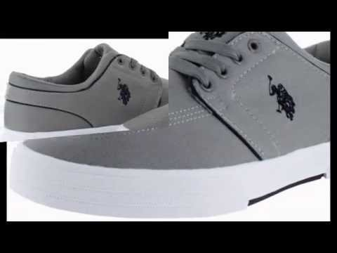 U.S. Polo Assn wheat color, synthetic leather, lace up, combat, Reston Boots review