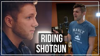 Kygo, Oliver Nelson - Riding Shotgun ft. Bonnie McKee (Cover By Ben Woodward & Adam Christopher)