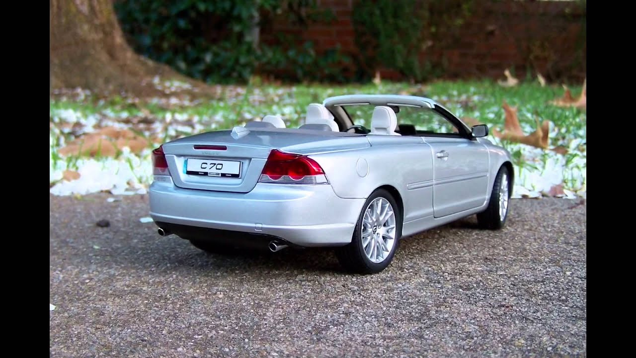 2006 volvo c70 convertible from motoart scale 118 youtube 2006 volvo c70 convertible from motoart scale 118 sciox Image collections