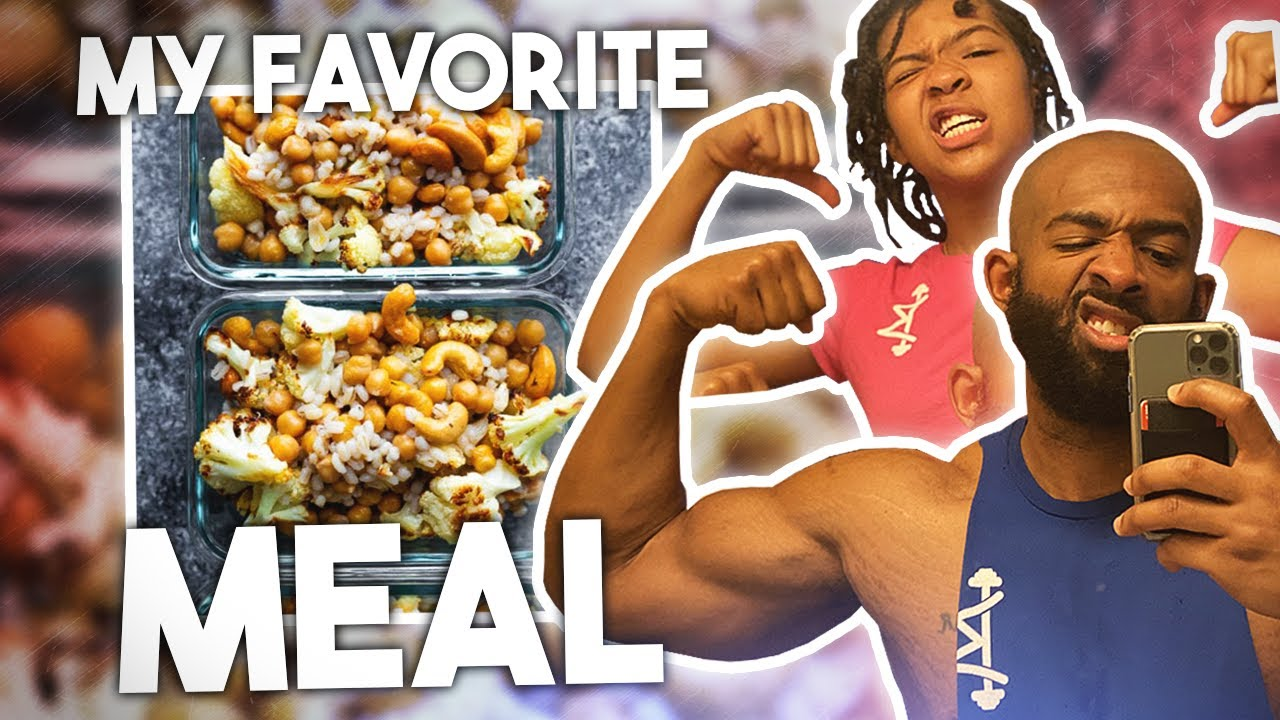 How I Stay Lean During Lock Down! - My New Favorite Meal