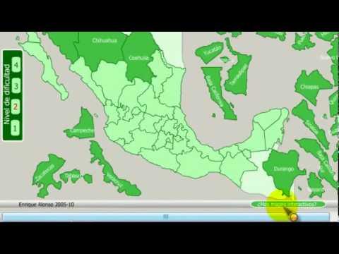 Mapas Flash Interactivos Youtube