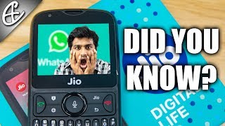 Jio Phone 2 - Did You Know All THIS? Unboxing & Hands On Review
