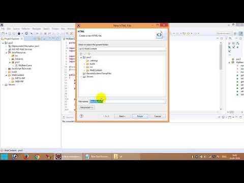 JSF Tutorial 9 : selectOneMenu by using ManagedBean