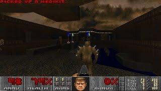 Doom II: Hell on Earth UV-Speed in 19:36 - World Record Speedrun 30uv1936