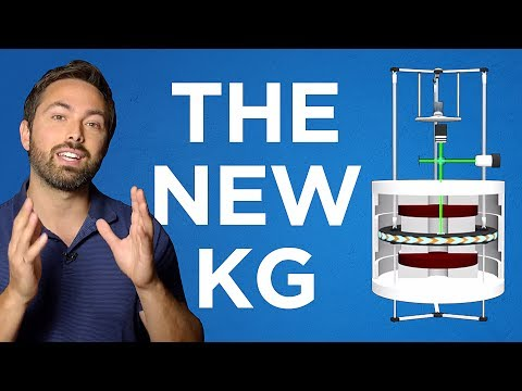 The Basic Physics of the Kilogram's Fancy New Definition