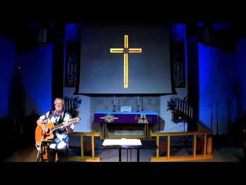 God Speaks in the Storm Wednesday April 1, 2020 Hephatha Lutheran Church and School