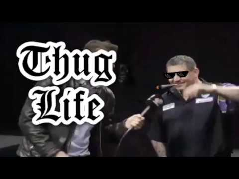 Gary Anderson Interview Thug Life