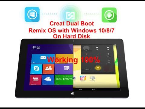 windows 8 remix