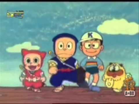 Ninja Hatori Opening Bahasa Indonesia