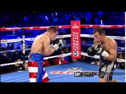 Jason Sosa vs Santiago Bustos full fight 13.06.2015 James ExPatel