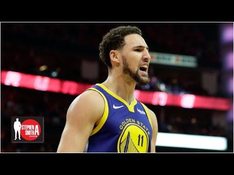 Klay Thompson should stay with the Warriors, if he's happy – Mychal Thompson | Stephen A. Smith Show