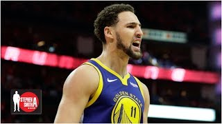 Klay Thompson should stay with the Warriors, if he