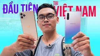 So sánh iPhone 11 Pro Max - có HƠN Galaxy Note 10 Plus?