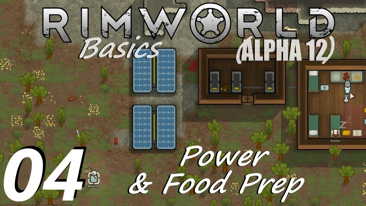 Rimworld Make Food