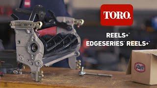 Toro® Reels+™ / EdgeSeries Reels+™