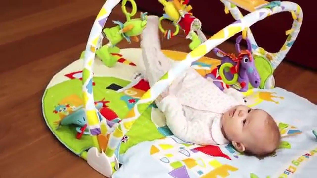 Palestrina per bambini yookidoo gymotion activity con for Altalena con scivolo per bambini