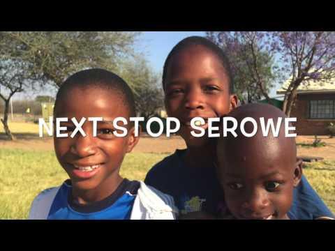 Project Volunteer trip to Botswana 2015