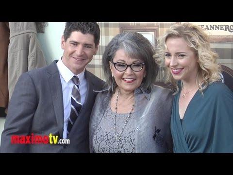 "Comedy Central ""Roast of Roseanne"" Roseanne, Alicia Goranson, Amy Schumer"