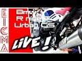 BMW R nineT Urban GS   Live da Eicma 2016