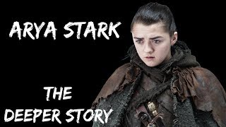 The Truth about Arya Stark Books Vs Game of Thrones Season 8