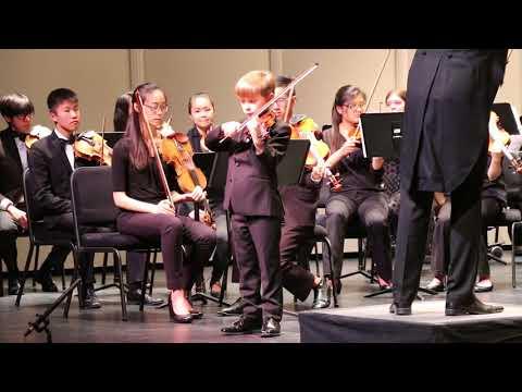 Kabalevsky Concerto for Violin in C Major