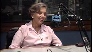 Tape # 518 # Lennie-Elena Poniatowska  Part I
